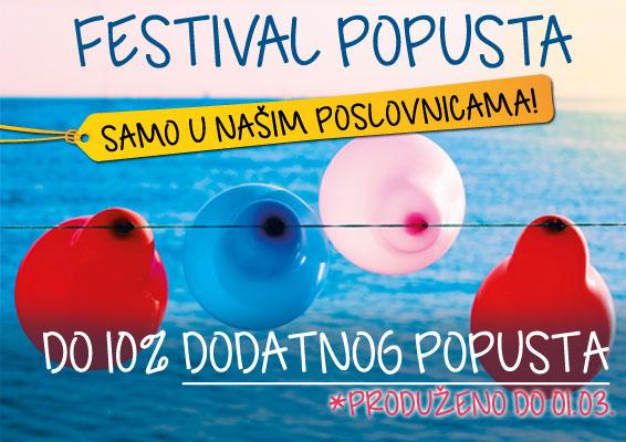 Festival popusta Filip Travel
