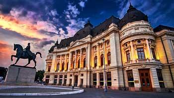 Bukurešt • od 152€
