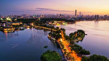 Hanoi ✈ 545€