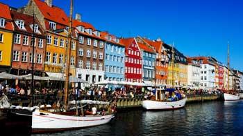 Kopenhagen  ✈ od 225€