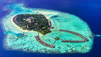 MALDIVI • Oktobar 2018