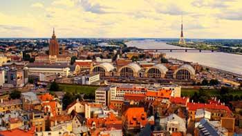 Baltičke zemlje ✈ 07.04. •