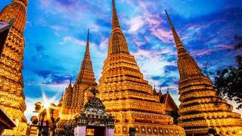 azija •• BANGKOK