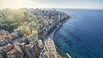 Bejrut ✈ od 125 €