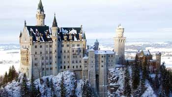 Dvorci Bavarske • NOVA GODINA