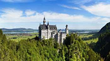 Dvorci Bavarske • BUS