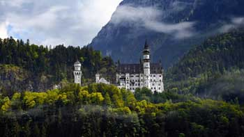 Dvorci Bavarske • 08.03. •