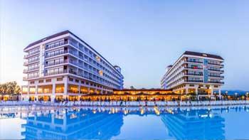 Hotel Eftalia Aqua 5*