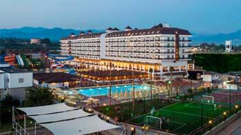 Hotel Eftalia Splash 5*