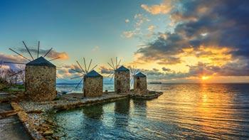 GRČKA: hios ✈ AVIO