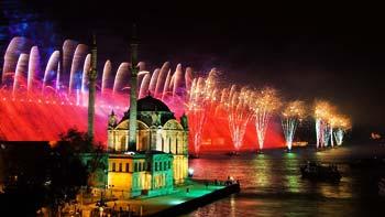 Istanbul • nova godina