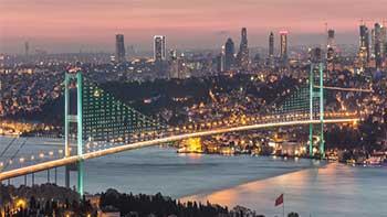 Istanbul • 29.04. • Hotel Pera 4*