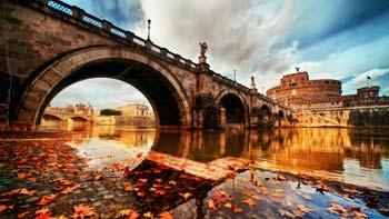 Čarobna jesen u Italiji