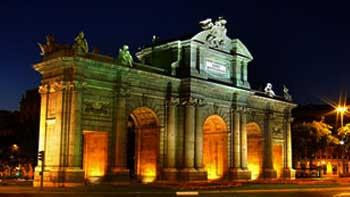Madrid » AVIONOM » 25. oktobar