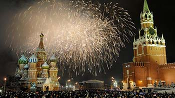 moskva • nova godina • 31.12.