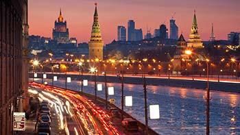 Moskva i Sankt Peterburg 14.04.