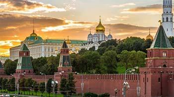 Moskva i Sankt Peterburg • 07.10.