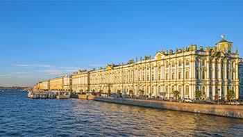 Moskva i Sankt Peterburg • 14.10.