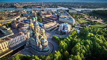 Moskva i Sankt Peterburg 07.04.