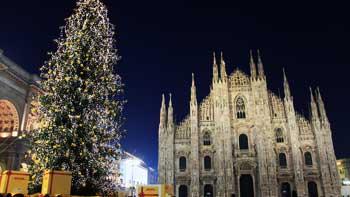 MILANO • nova godina