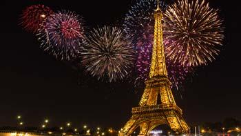 Pariz • NOVA GODINA