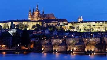 Prag ✈ od 107 €