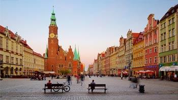 Vroclav - uskrsnje putovanje