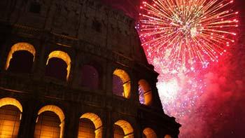Rim ✈ AVIO ✈ Doček Nove godine