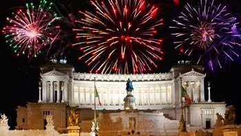 Rim ● BUS ● Doček nove godine