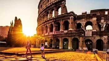 Rim  ✈ 29. april  ✈ POPUNJENO