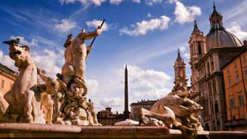 Rim  ✈ 12. novembar ✈ avionom