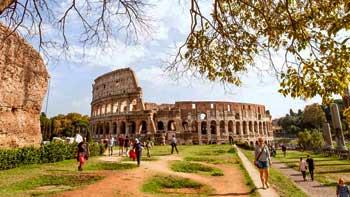 Rim ✈ 14. maj ✈ avionom