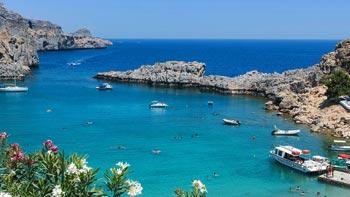 Grčka: RODOS ✈ Čarter