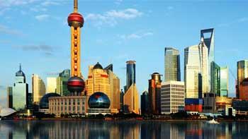 Šangaj ✈ 429€