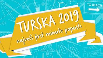 TURSKA 2019 FIRST MINUTE