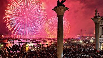 Venecija • Nova godina