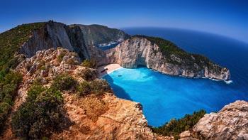Grčka: ZAKINTOS ✈ Čarter