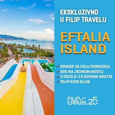 eftalia island turska