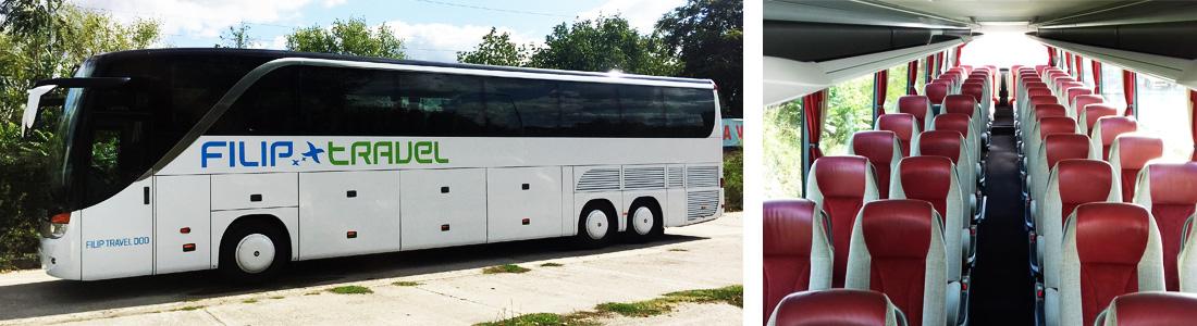 iznajmljivanje autobusa - bus rent