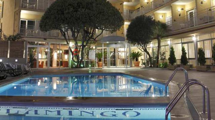 ljoret de mar hotel gran hotel flamingo
