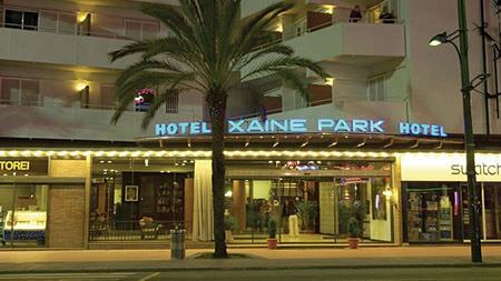 ljoret de mar hotel xaine park