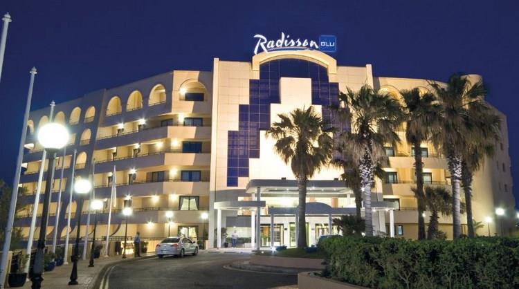 malta hotel radisson blu st julians