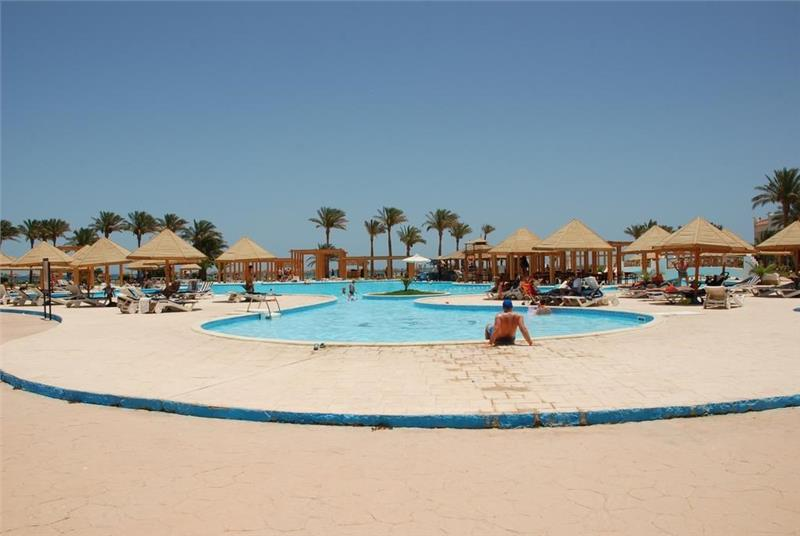 hurgada hotel grand seas hostmark
