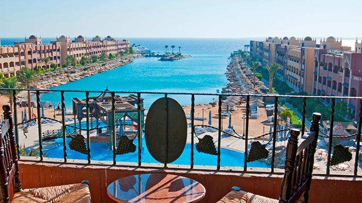 hurgada hotel sunny days el palacio