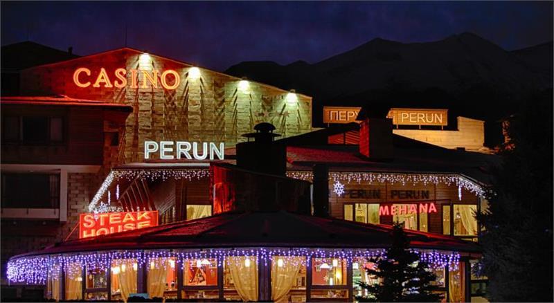 Platinum Hotel and Casino ex hotel Perun Bansko