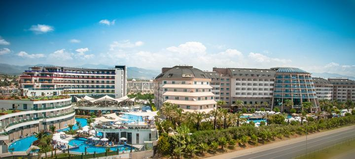 Alanja Hotel Long Beach Harmony 5*