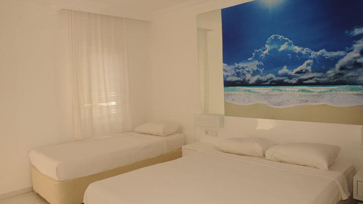 bodrum hotel bendis beach