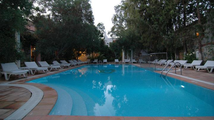 bodrum hotel okaliptus