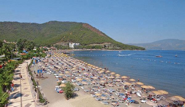 marmaris hotel aqua 5*