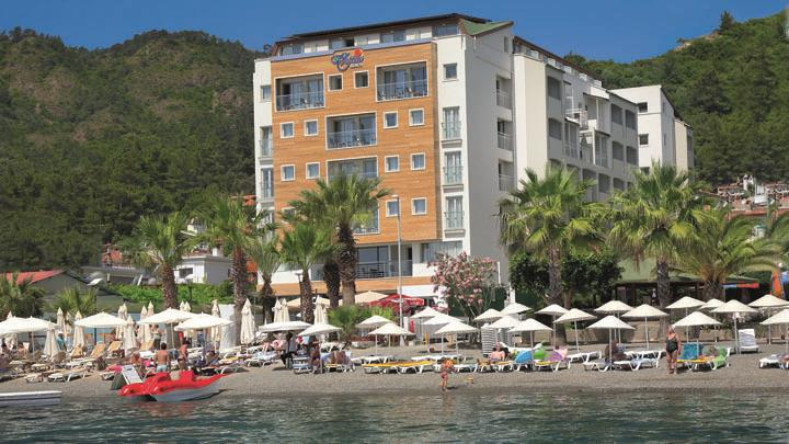 marmaris hotel cettia beach resort 4*